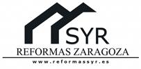 Reformas SYR, Reformas en Zaragoza, Reformas pisos Zaragoza Logo