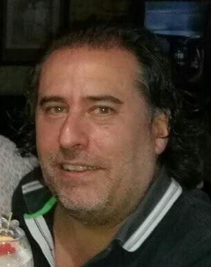 Pablo Sánchez Sanjuan 45 años